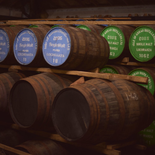 Arran Whisky Barrels 02
