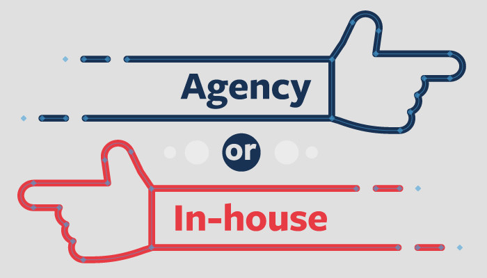 agency or inhouse