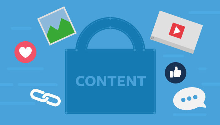 Facebook - Bag of Content